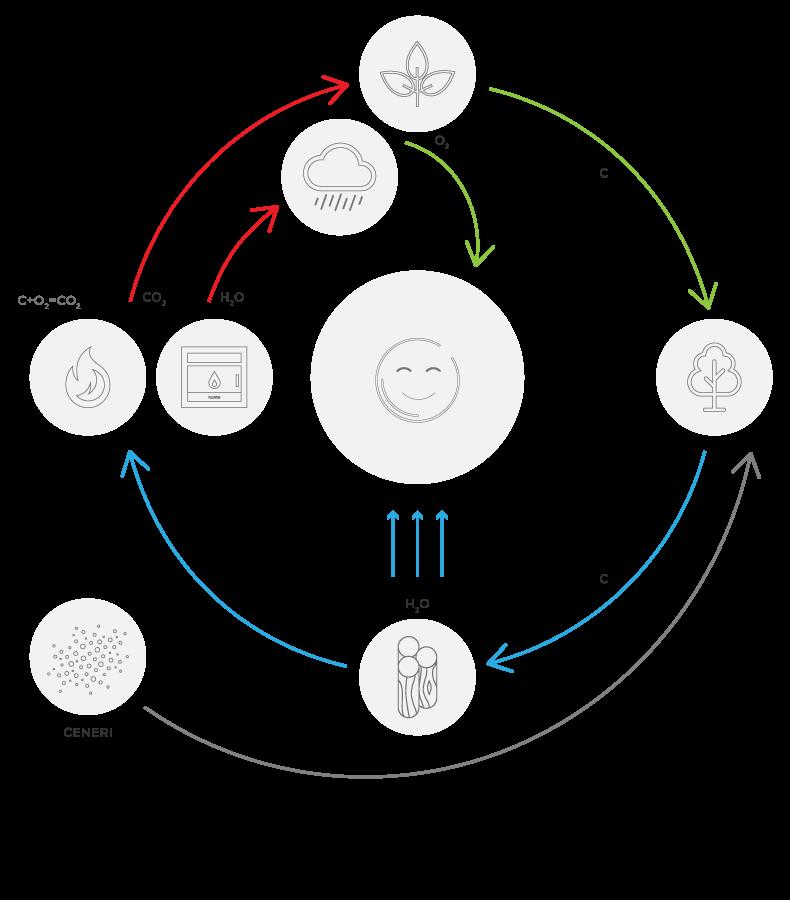 grafico - <h1>Klover per l'ambiente <span>Da sempre Klover si impegna per l'ambiente</span></h1> - Klover