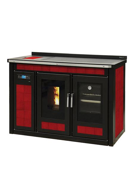 Colori Rosso Madrid - SMART 120 MAIOLICA - Klover
