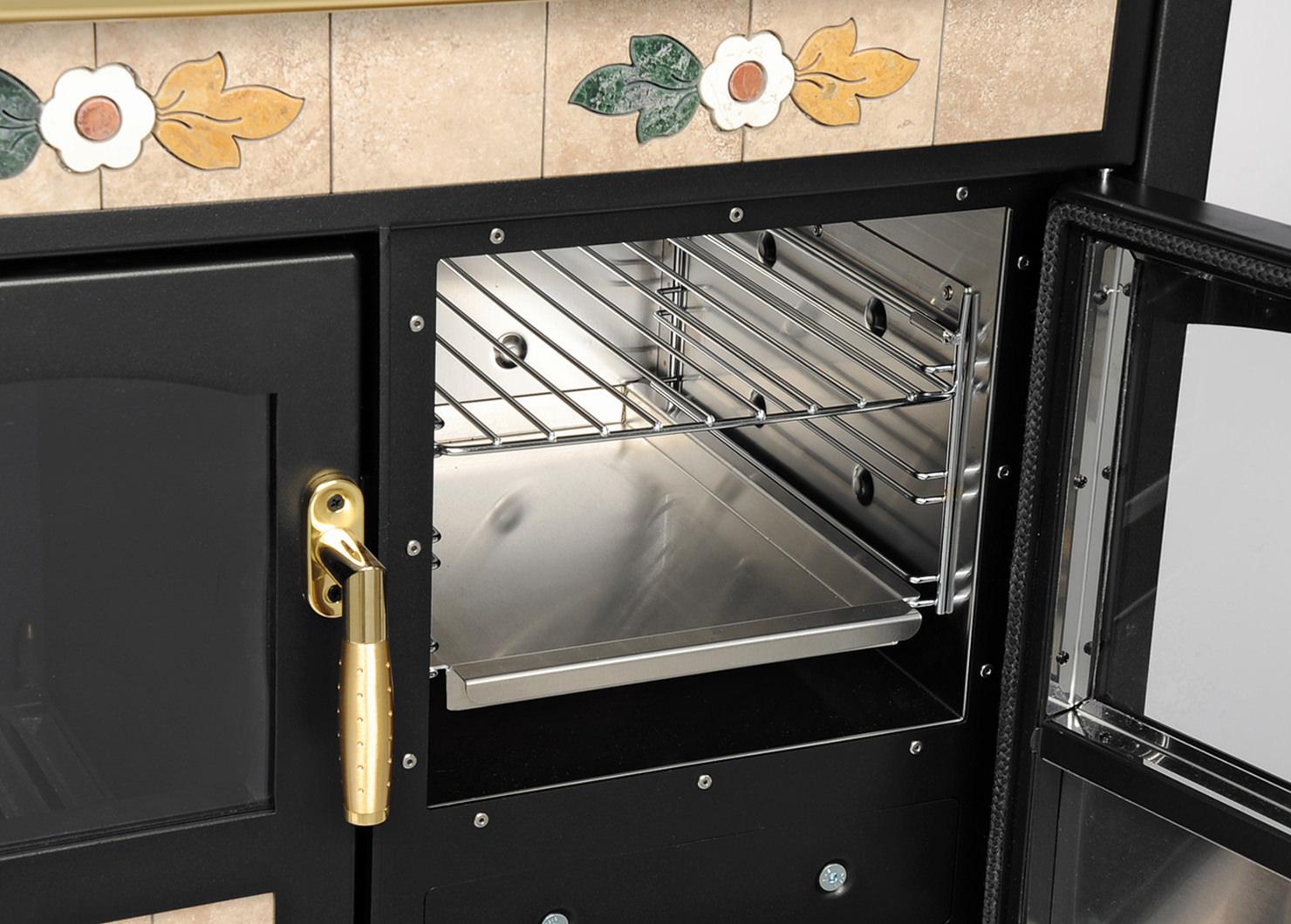 termocucina k kp wood boiler cooker 28 5 kw klover srl